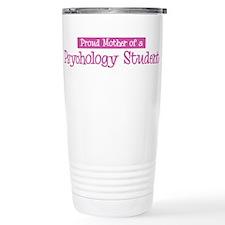 Proud Mother of Psychology St Travel Mug