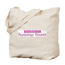 Proud Mother of Psychology St Tote Bag