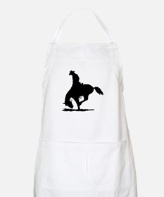 Saddle Bronc Riding BBQ Apron