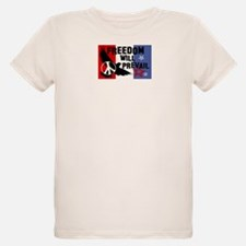 Freedom Will Prevail T-Shirt