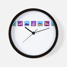CACTUS_095 Wall Clock