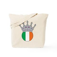 Irish King Tote Bag
