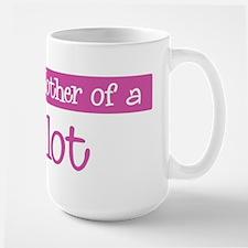 Proud Mother of Pilot Ceramic Mugs