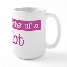 Proud Mother of Pilot Coffee Mug