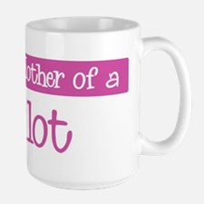 Proud Mother of Pilot Mug