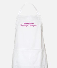 Proud Mother of Massage Thera BBQ Apron