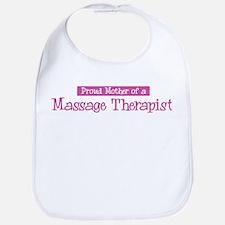 Proud Mother of Massage Thera Bib