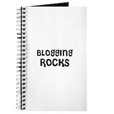 BLOGGING ROCKS Journal