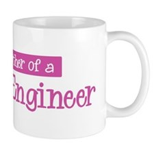 Proud Mother of Marine Engine Small Mugs