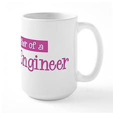 Proud Mother of Marine Engine Ceramic Mugs
