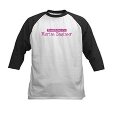 Proud Mother of Marine Engine Tee