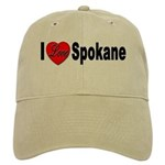 I Love Spokane Cap