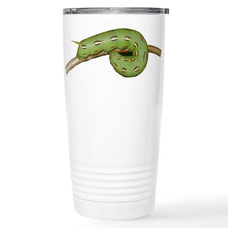 Helaine's Hornworm Stainless Steel Travel Mug