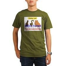Emergency Stickers T-Shirt