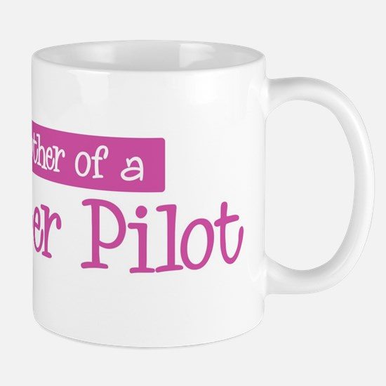 Proud Mother of Helicopter Pi Mug