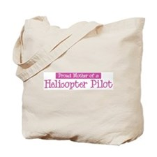 Proud Mother of Helicopter Pi Tote Bag