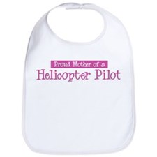 Proud Mother of Helicopter Pi Bib