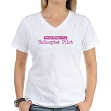 Proud Mother of Helicopter Pi Shirt