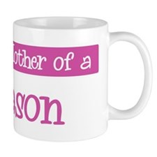 Proud Mother of Mason Mug