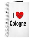 I Love Cologne Germany Journal