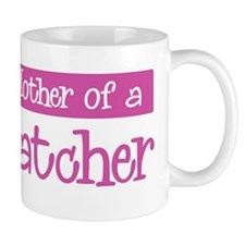 Proud Mother of Dispatcher Small Mug
