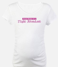 Proud Mother of Flight Attend Shirt