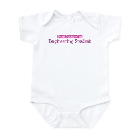Proud Mother of Engineering S Infant Bodysuit