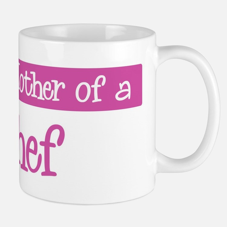 Proud Mother of Chef Mug