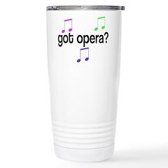 Got Opera Travel Mug