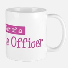Proud Mother of Corrections O Mug