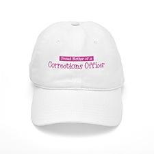 Proud Mother of Corrections O Baseball Cap