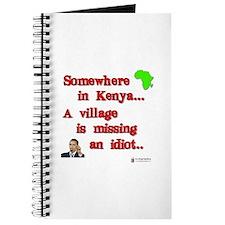 Village idiot kenya Journal