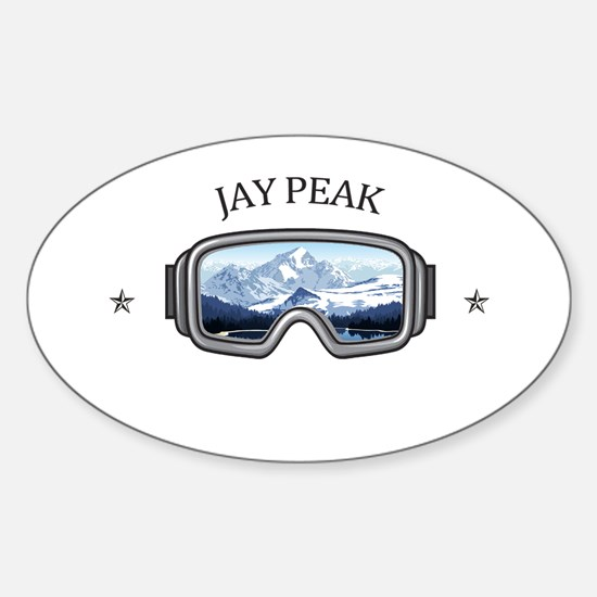 Jay Peak Resort - Jay - Vermont Decal