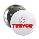 Trevor Baseball Button