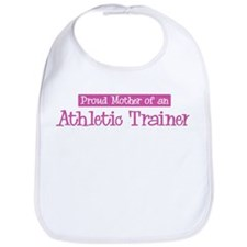 Proud Mother of Athletic Trai Bib