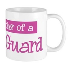 Proud Mother of Coast Guard Small Mug
