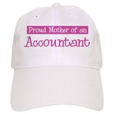 Proud Mother of Accountant Baseball Cap