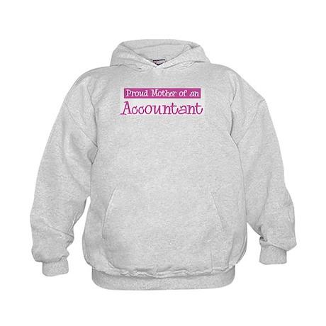 Proud Mother of Accountant Kids Hoodie