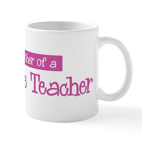 Proud Mother of 4th Grade Tea Mug