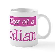 Proud Mother of Custodian Mug