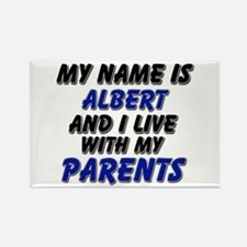 my name is albert and I live with my parents Recta
