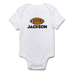 Jackson Football Infant Creeper