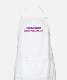 Proud Mother of Acupuncturist BBQ Apron