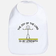 THE JOY OF THE LORD Bib