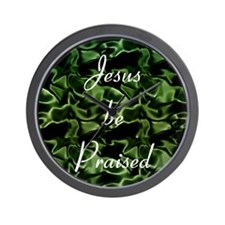 Christian, Catholic Jesus Wall Clock