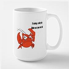 Crabby Day Mug