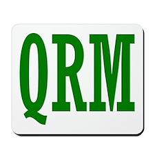 QRM stuff! Mousepad