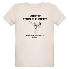 ABH Karate Slogan T-Shirt