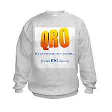 QRO STUFF Sweatshirt