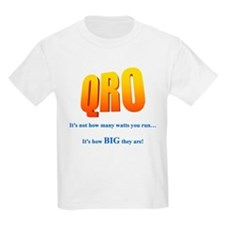 QRO STUFF Kids T-Shirt